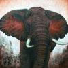elephant wall decor art elephant painting elephant art elephant wall art elephant artwork elephant canvas painting elephant canvas art elephant art gallery for sale