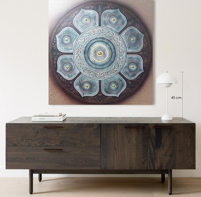 lotus mandala art for sale