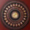 mandala artwork mandala drawing mandala painting mandala wall art mandala art painting for sale mandala for home 3D mandala art large mandala wall art