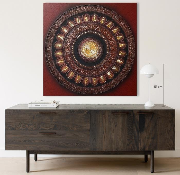 mandala artwork for home