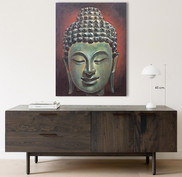 buddha head asian art online gallery