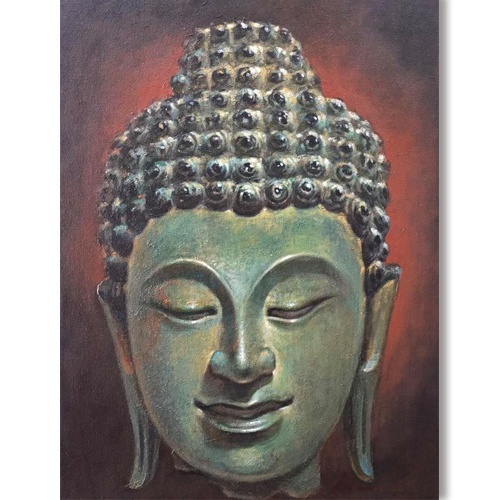 buddha head asian art buddha head decor buddha face painting gautam buddha face painting buddha face abstract painting buddha paintings online buddha painting on canvas