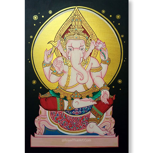 ganesh art painting ganesha art gallery ganesha acrylic painting on canvas ganesha painting online ganesh art ganesha abstract painting ganesh modern art ganesh oil painting