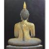 gold buddha back painting buddha paintings for sale buddha wall art for living room buddha paintings online buddhist art buddha paintings on canvas