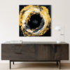 infinity painting home decor