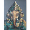 large ganesha artwork ganesha art gallery ganesha acrylic painting on canvas ganesha painting online ganesh art ganesha abstract painting ganesh modern art ganesh oil painting
