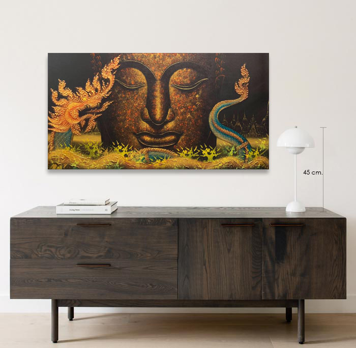 naga buddha art for sale