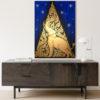 siam elephant painting art online