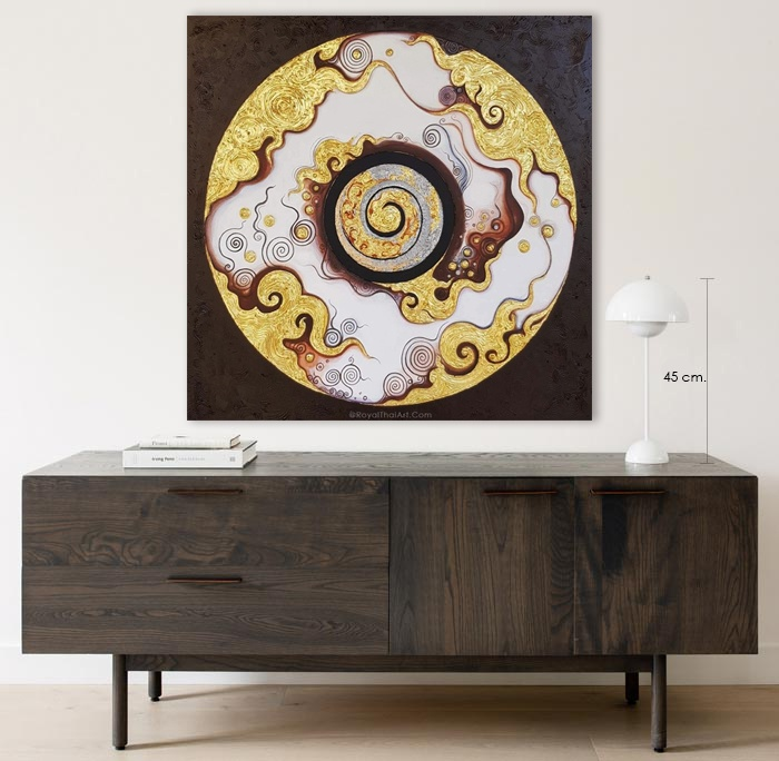 best oriental abstract art