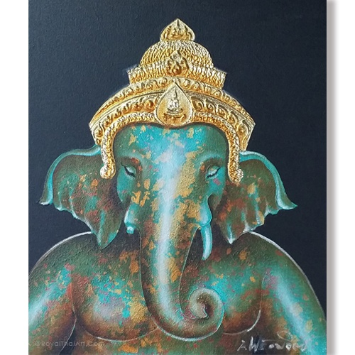 god ganesha painting lord ganesha lord ganesha image ganesh art hindu god ganesha ganesha canvas painting ganesha wall painting ganesh modern art ganesha artwork