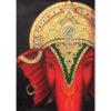 elephant god painting ganesha painting lord ganesha painting ganesha canvas painting ganesha artwork ganesh canvas wall art ganesh wall painting