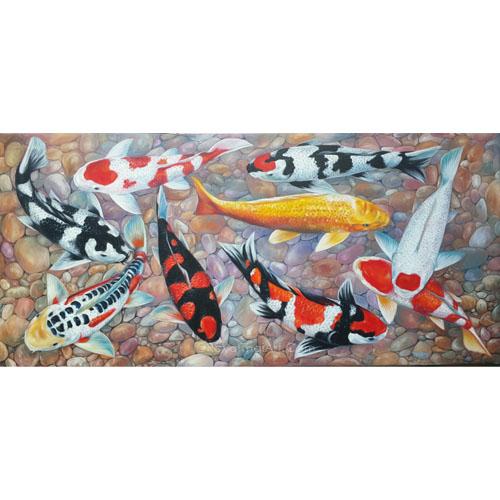 koi fish wall painting famous feng shui koi fish painting for sale koi art koi pond painting