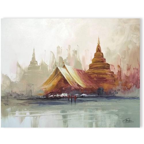 ancient temple art thailand art temple painting thai art famous artworks of thailand royal thai art thai drawing