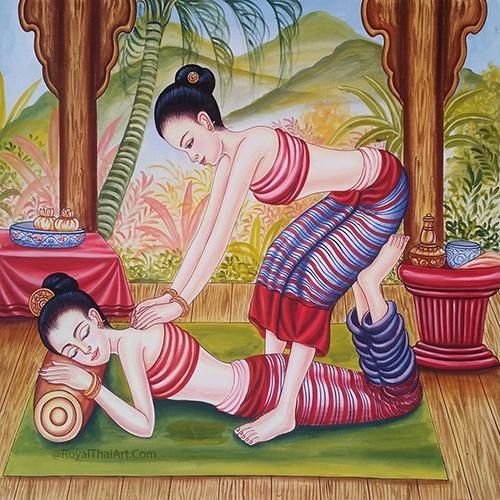 thai massage art thailand massage thai yoga massage thailand art famous traditional thai art paintings