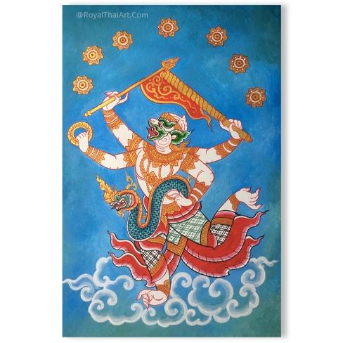 hanuman painting hanuman wall painting lord hanuman painting hanuman canvas painting hanuman wall art hanuman acrylic painting