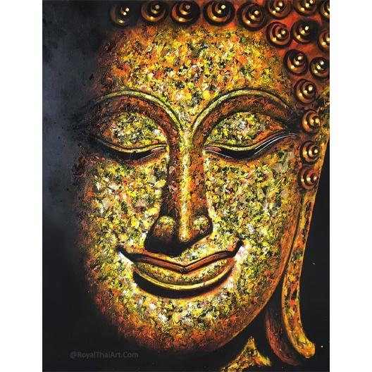 buddha acrylic painting on canvas buddha wall art buddha canvas painting buddha paintings for sale beautiful buddha paintings
