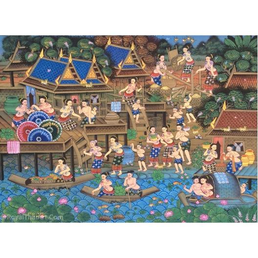 thailand artwork thai art traditional thai art thailand painting royal thai art thai artwork thai wall art thailand wall art traditional thai painting