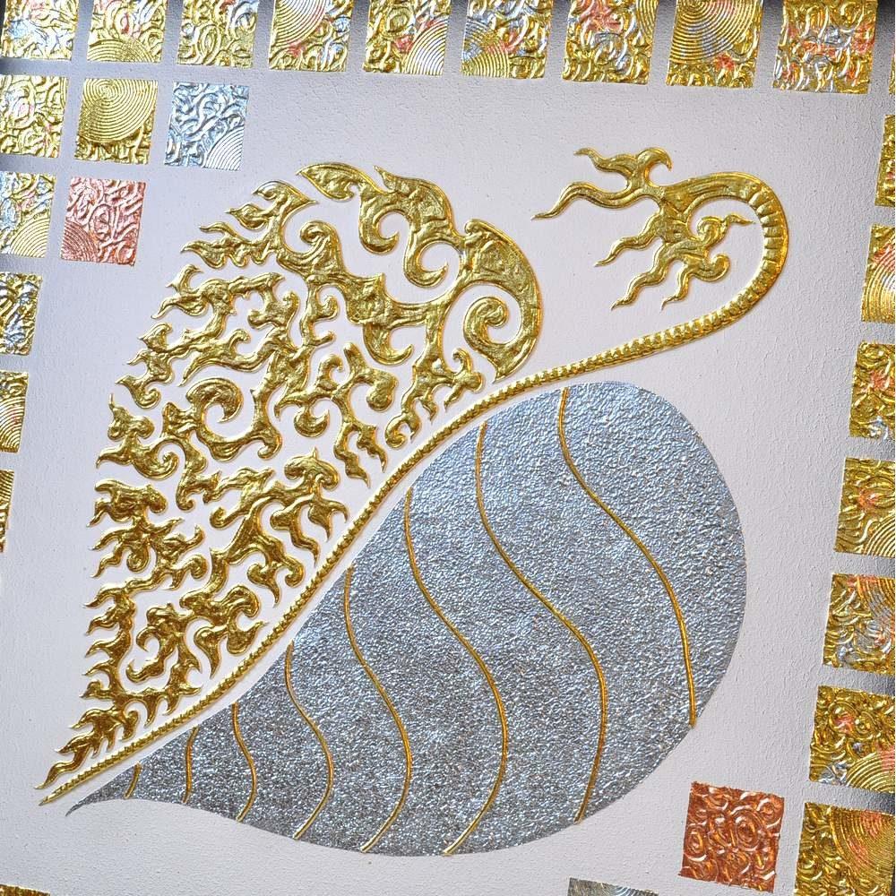 oriental décor thai art tree art oriental wall art art of asia asian inspired art southeast asian arts famous asian art oriental art Oriental Painting On Canvas Bodhi Leaves oriental paintings oriental canvas paintings traditional oriental art Oriental Art Painting Unique Art Tree Banyan Bodhi Tree Bodhi